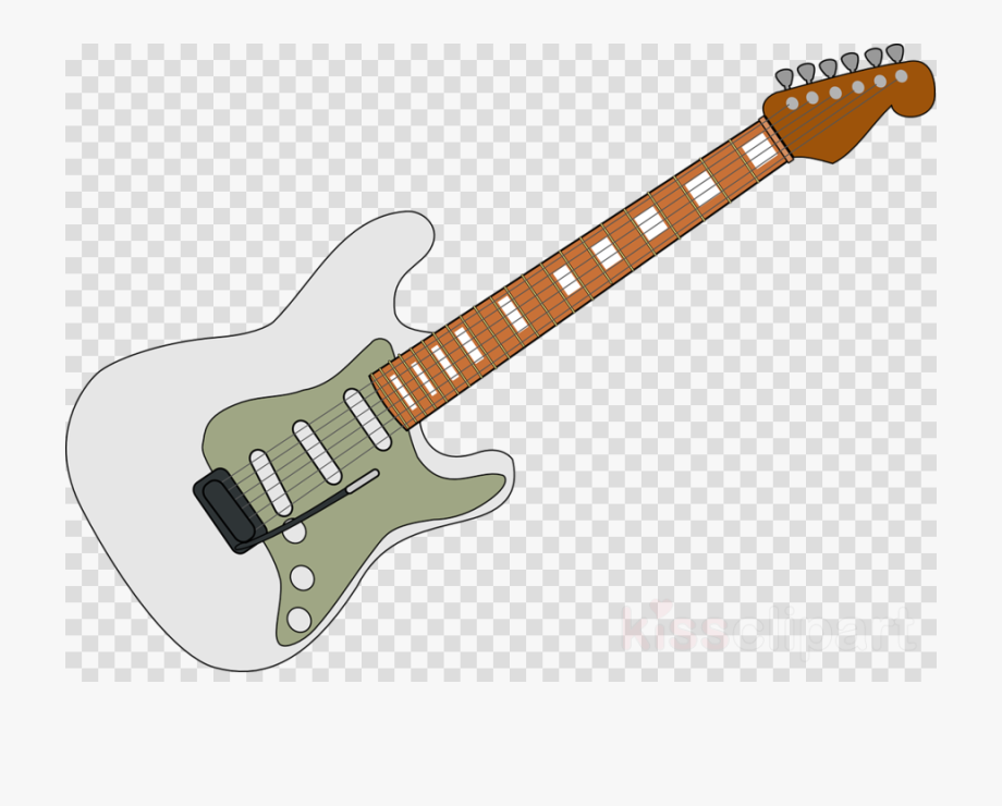 Transparent png strat . Clipart guitar guitar fender