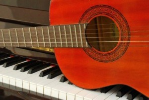 Piano clipart piano guitar. Red and medfield public