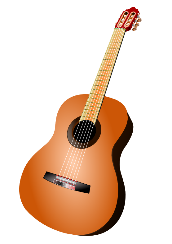 collection of spanish. Clipart guitar guitar spain
