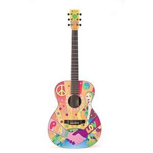 Free cliparts download clip. Hippie clipart guitar