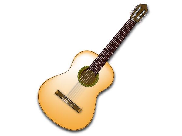 Free vector download clip. Clipart guitar hispanic