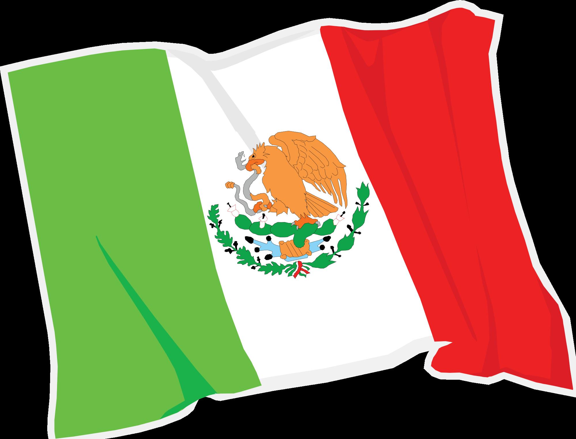 Mexican flag at getdrawings. Clipart guitar hispanic