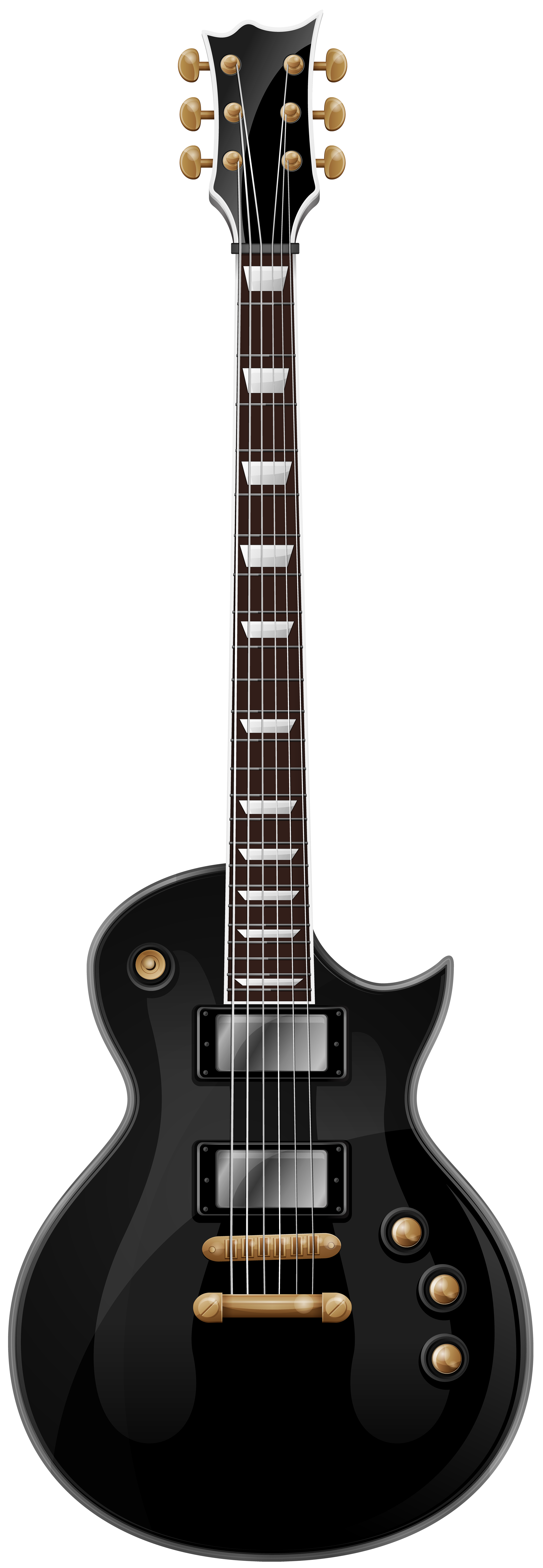 Clipart guitar jazz guitar. Esp ltd ec emg