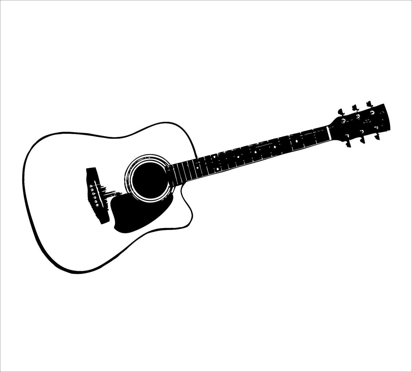 Guitar clipart jpeg. Acoustic clipground jpg clipartpost