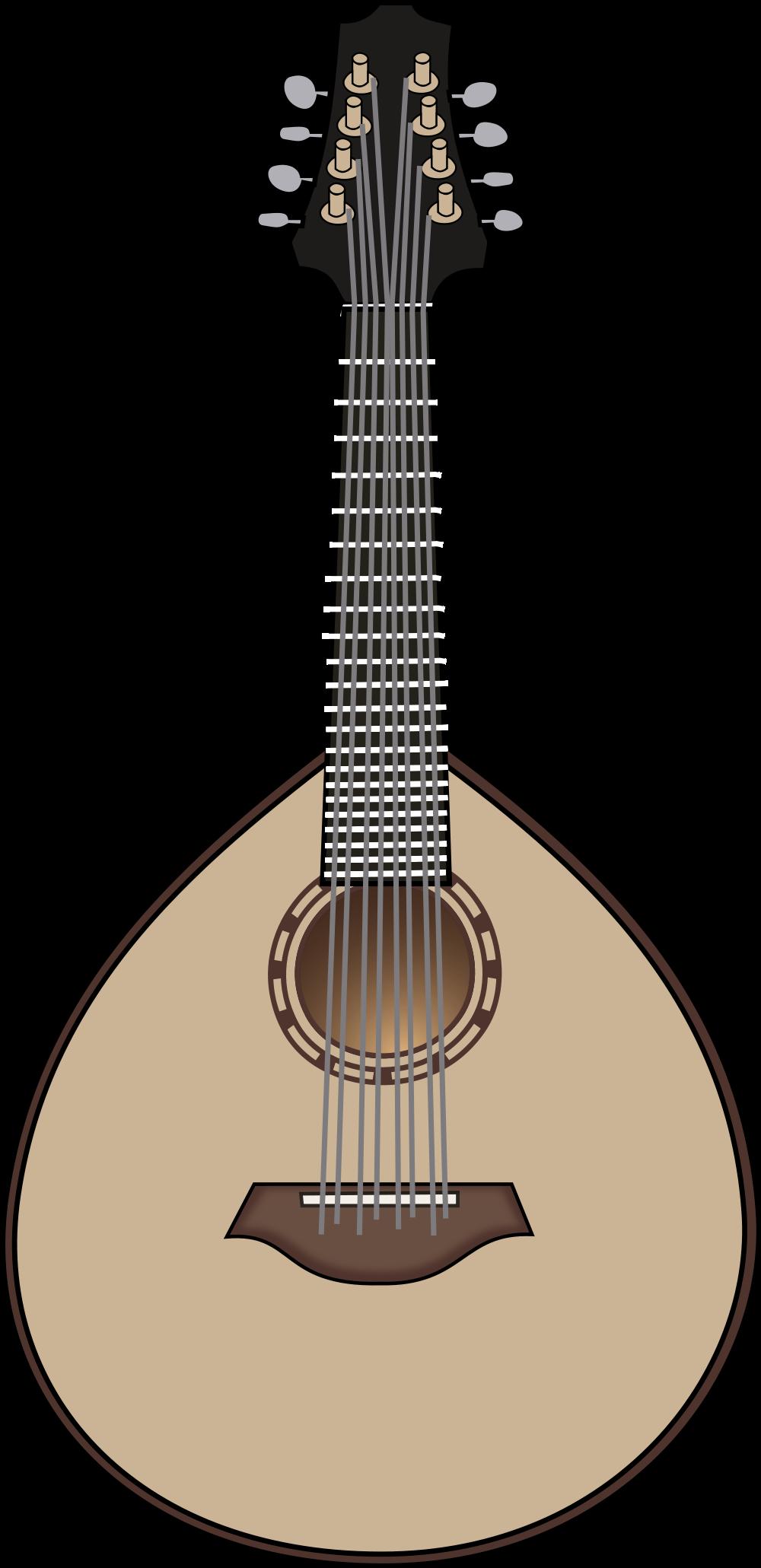 File lute svg wikimedia. Clipart guitar laud