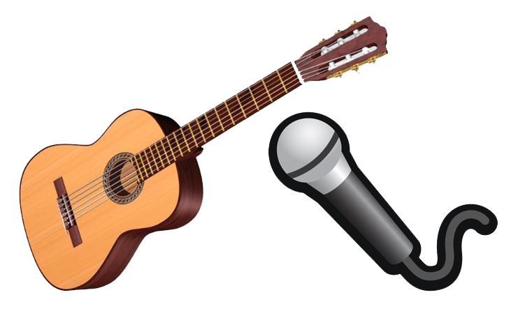 And mic revolution community. Guitar clipart microphone