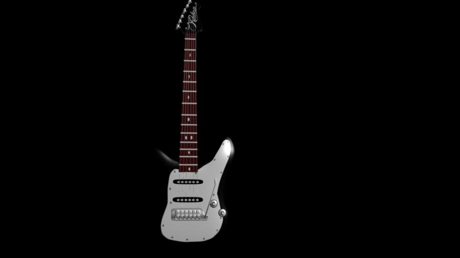 Credits notes panda free. Clipart guitar music guitar