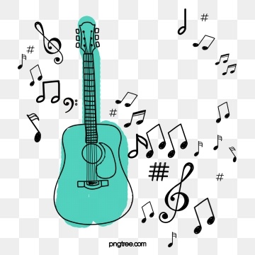 Clipart guitar music guitar. Images png format clip