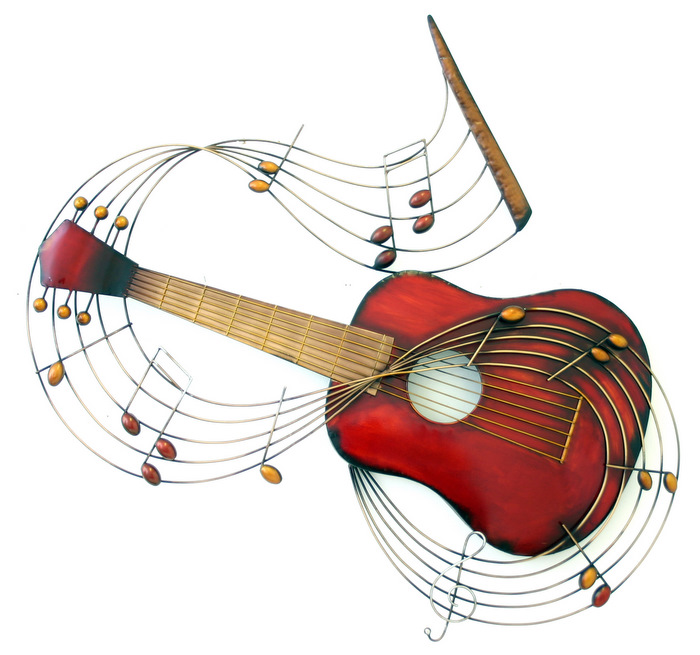 Notes clip art library. Clipart guitar note clipart