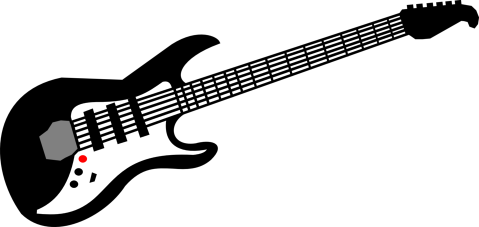 Clip art image id. Clipart guitar public domain