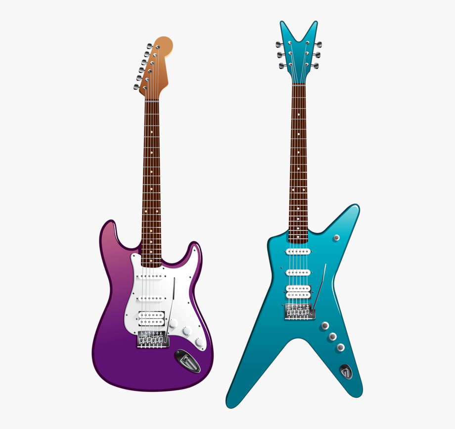 Clipart guitar real guitar.  art music instruments