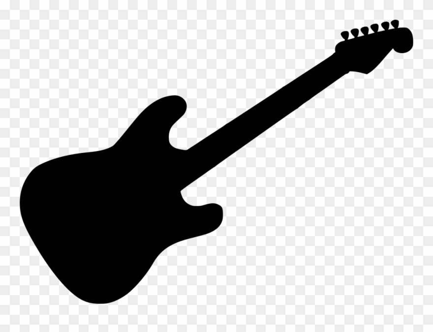 Clipart guitar rock. Download png and roll