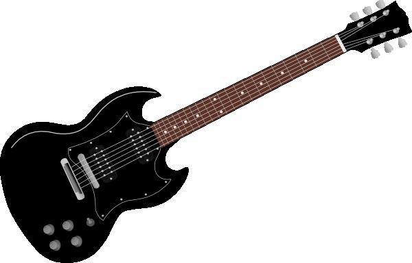 Free download clip art. Clipart guitar rock