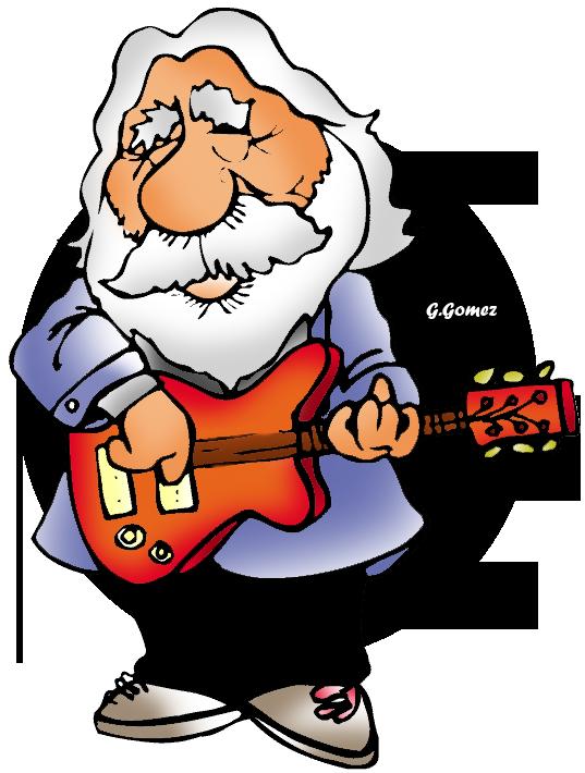 Wtf i m an. Clipart guitar santa