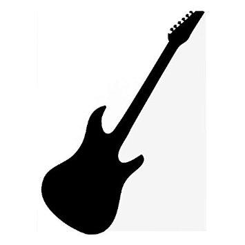 Clipart guitar silhouette. Free download clip art