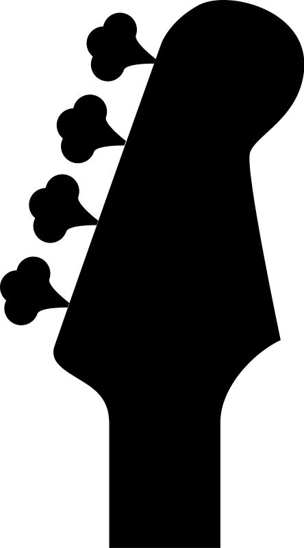Clipart guitar silhouette. At getdrawings com free