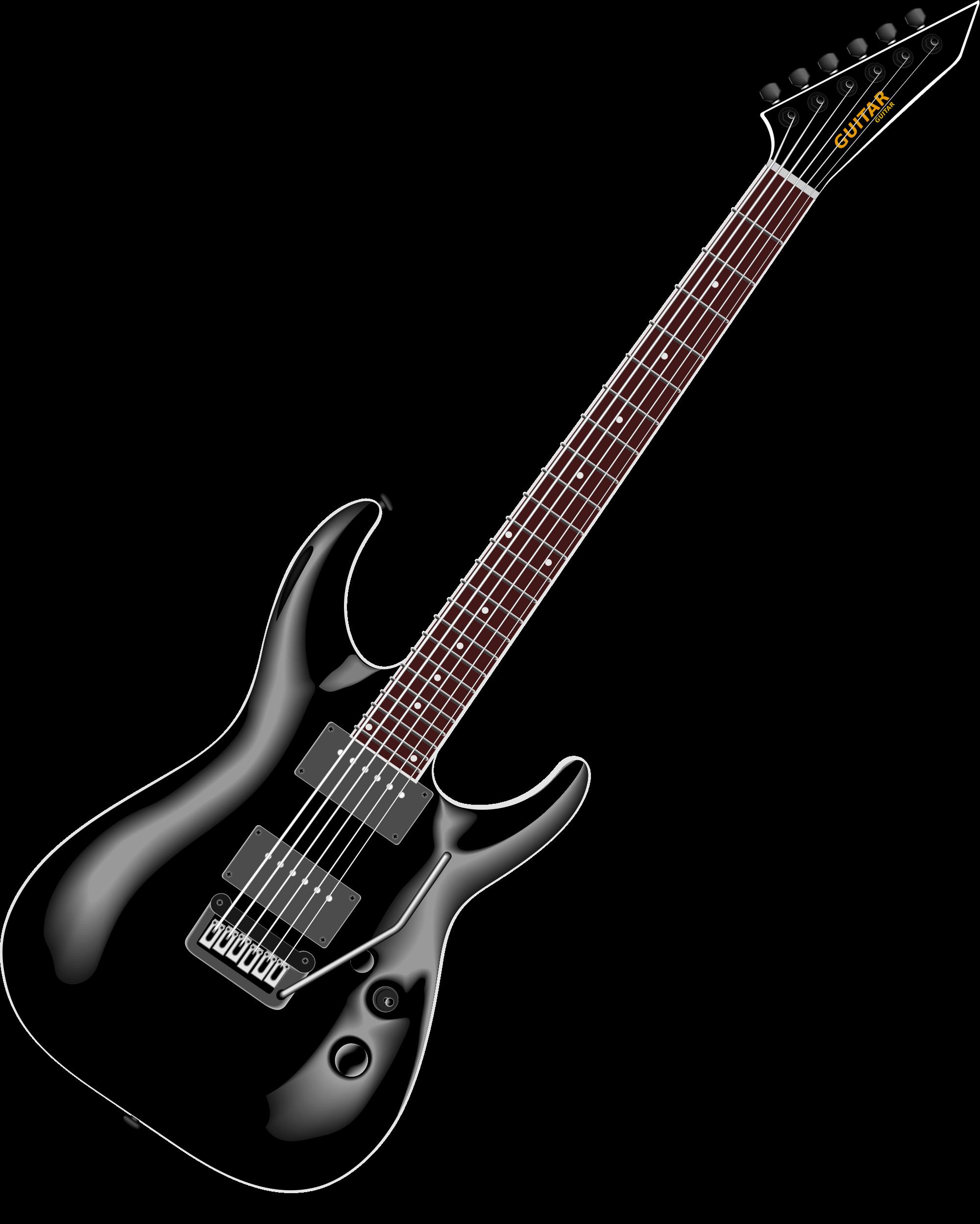 Clip art shop of. Clipart guitar simple