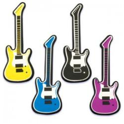 Rock clip art free. Clipart guitar star