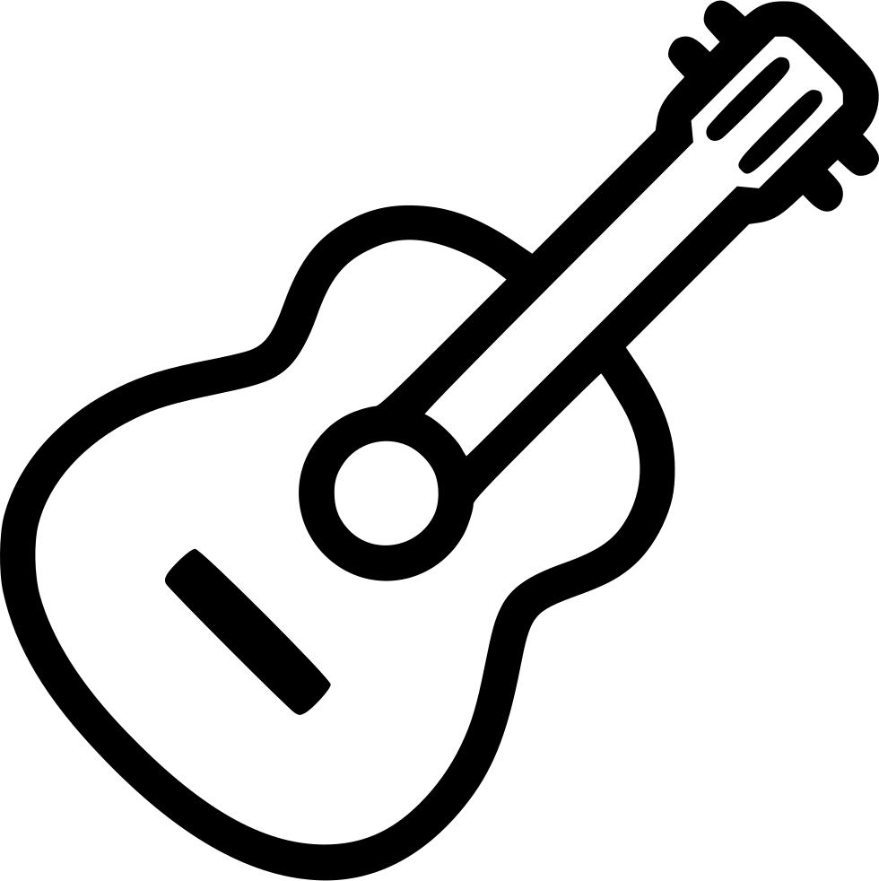 Clipart guitar svg. Png icon free download
