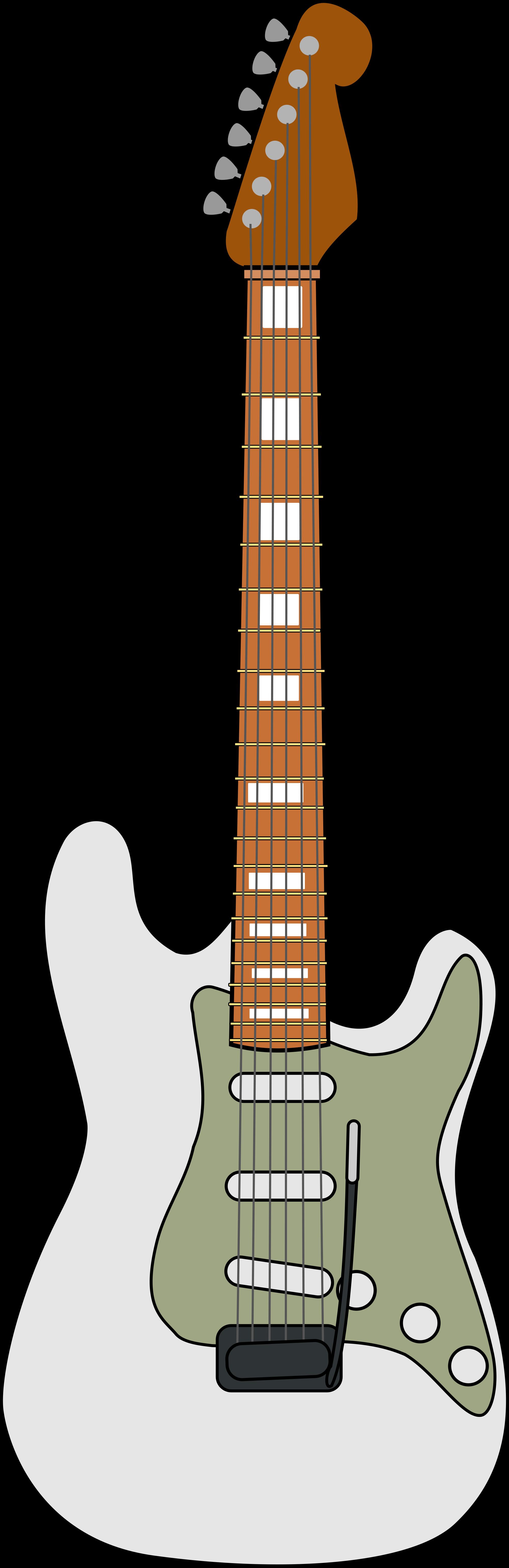 Clipart guitar svg. File fender stratocaster wikimedia