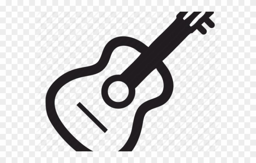 Acoustic png download . Clipart guitar symbol