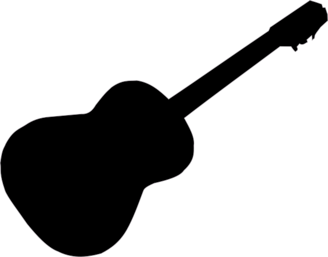 Clipart guitar tool. Ukulele silhouette at getdrawings