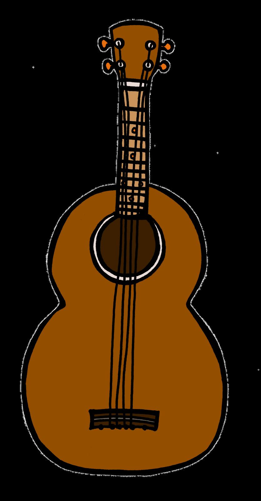 Clipart guitar ukelele. The art of teaching