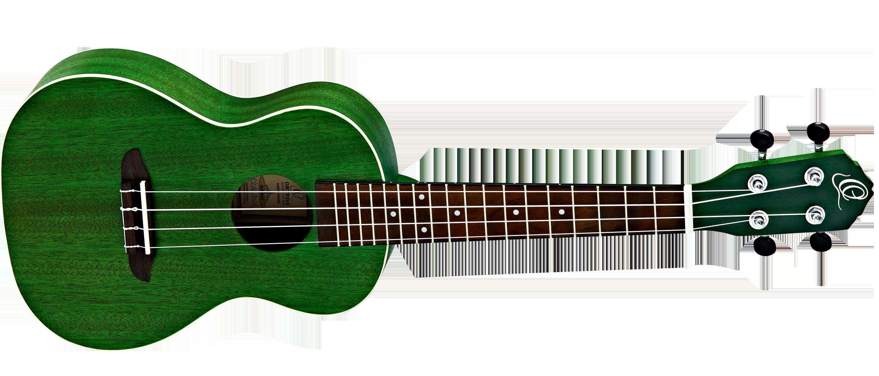 Ortega your ruforest . Clipart guitar ukelele