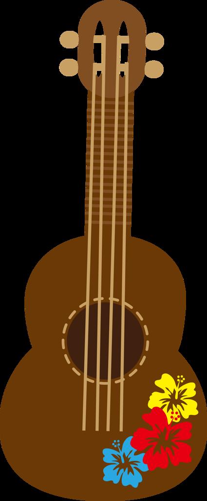Hawaii clipart hawaiian ukulele.  collection of guitar