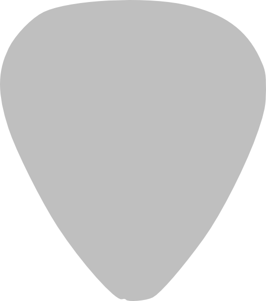 Cute pick clipground. Clipart guitar vector