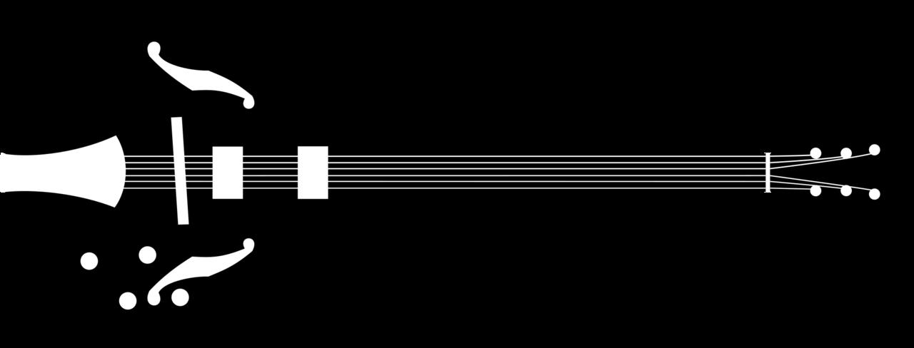 Clipart guitar vector. Group jazz by edwardg