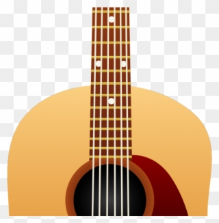 Clipart guitar vihuela. String instrument musical plucked