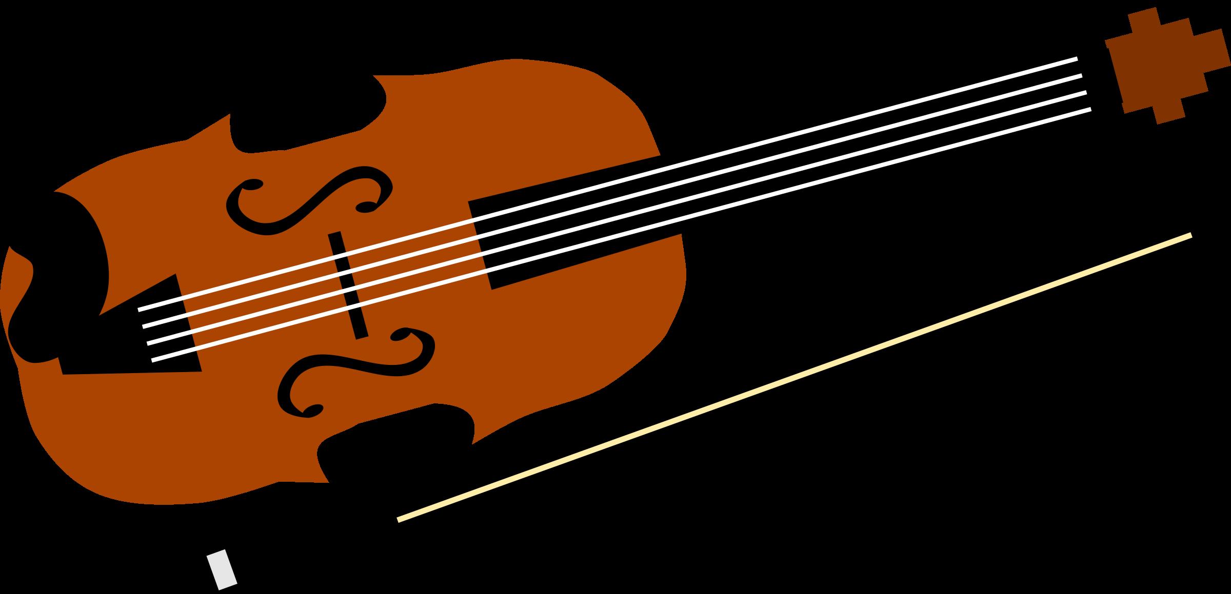 Violin big image png. Clipart music orchestra