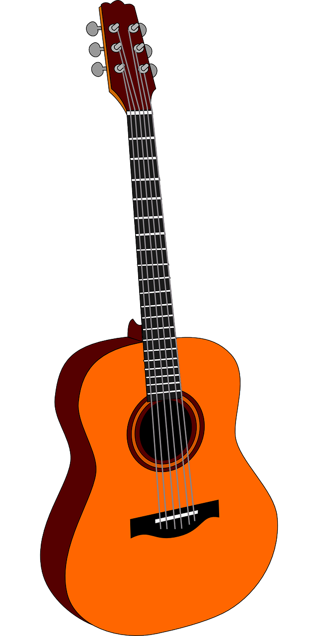 All five romances my. Clipart guitar western guitar