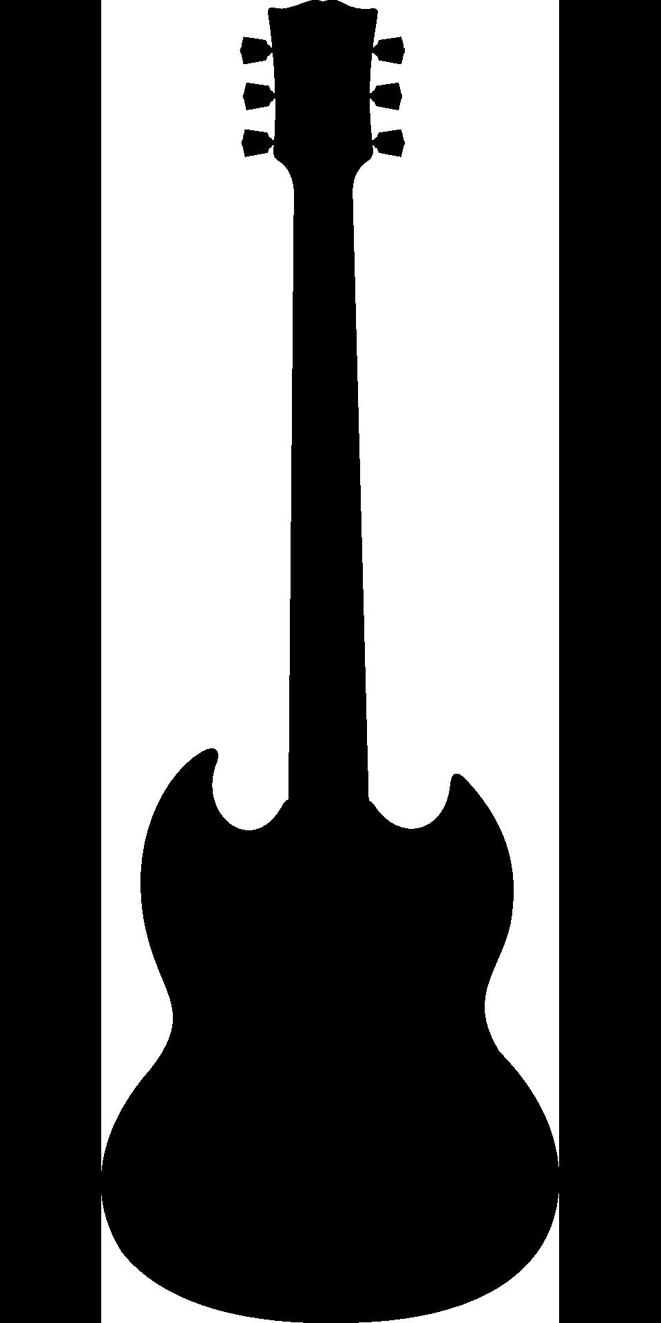 Wing clipart guitar. Guitarist silhouette at getdrawings