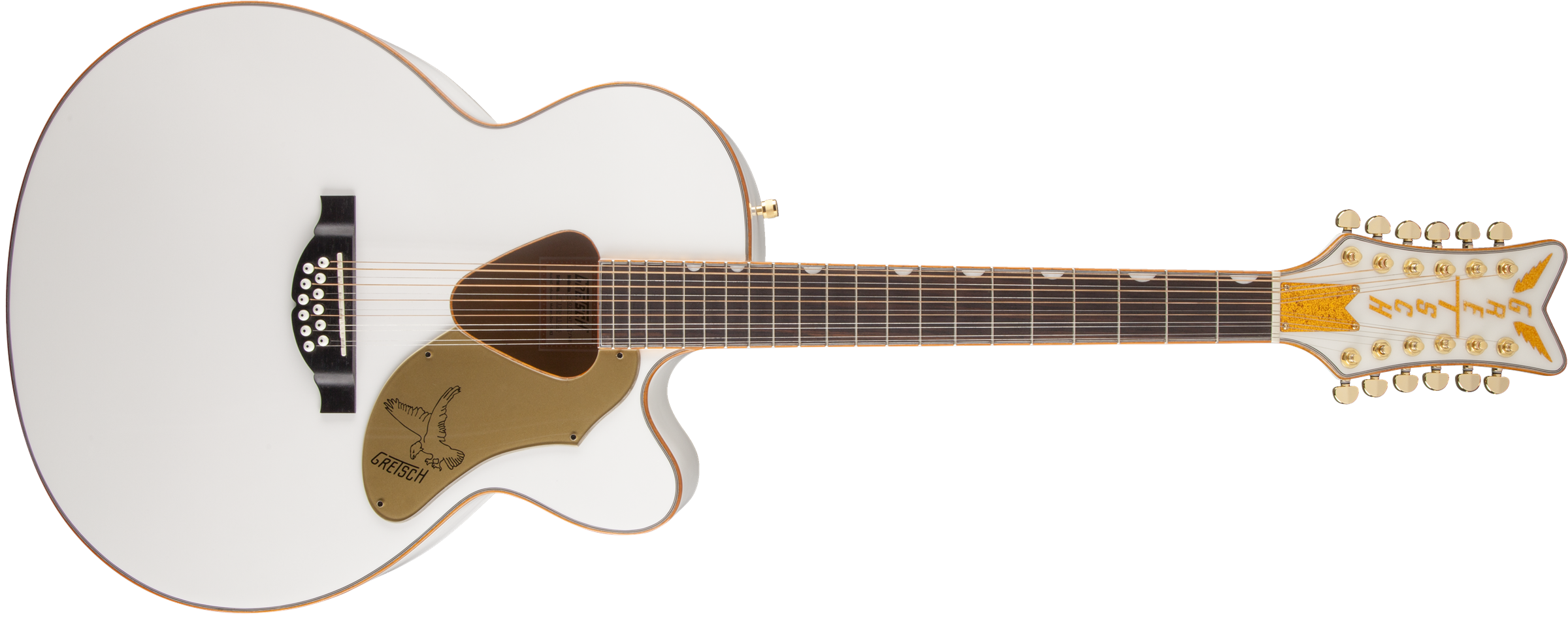 Clipart guitar winged. Acoustic g cwfe rancher