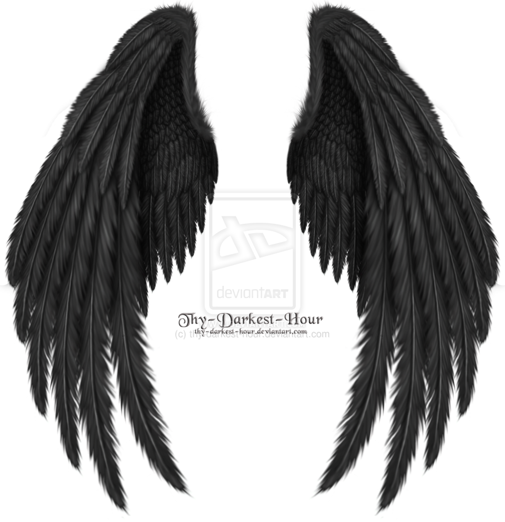 Black wings paint it. Clipart guitar winged