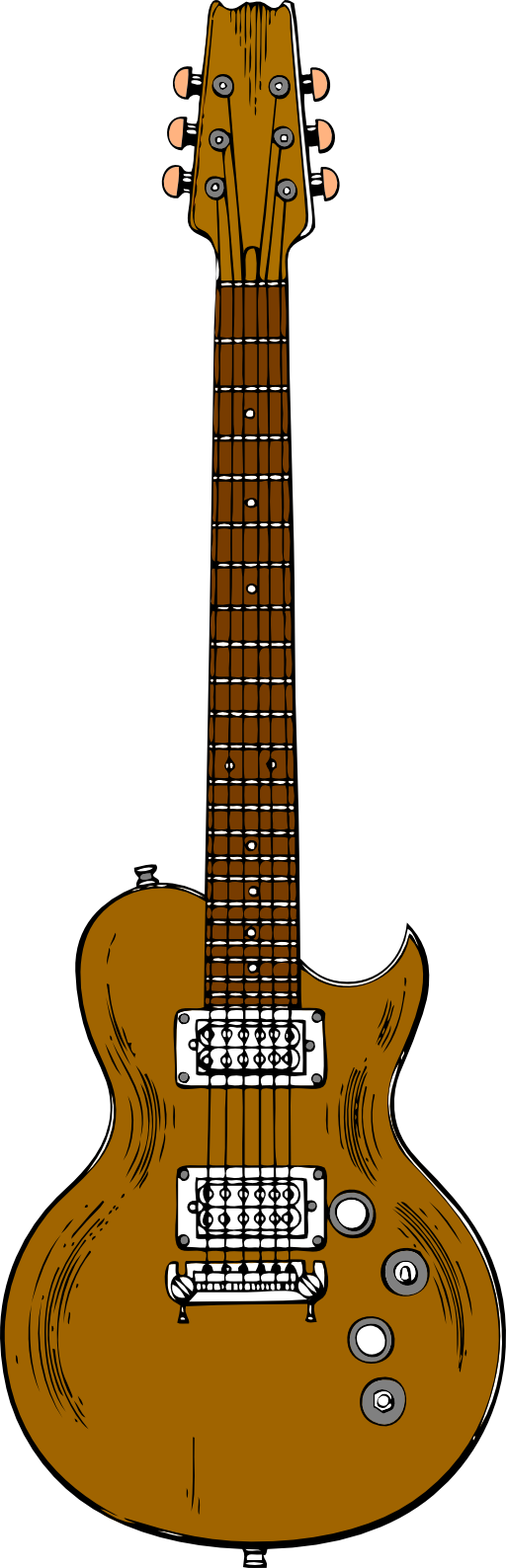 Clipart guitar wooden. I royalty free public