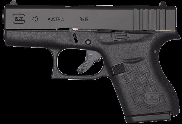 Clipart gun 9mm. G single stack mm
