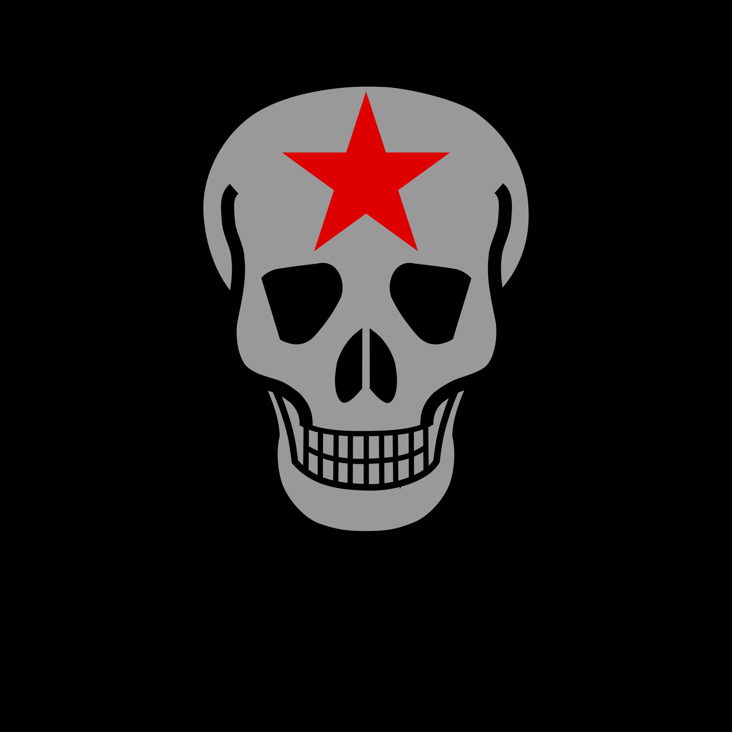 Pistol clipart baril. Skull and crossed guns