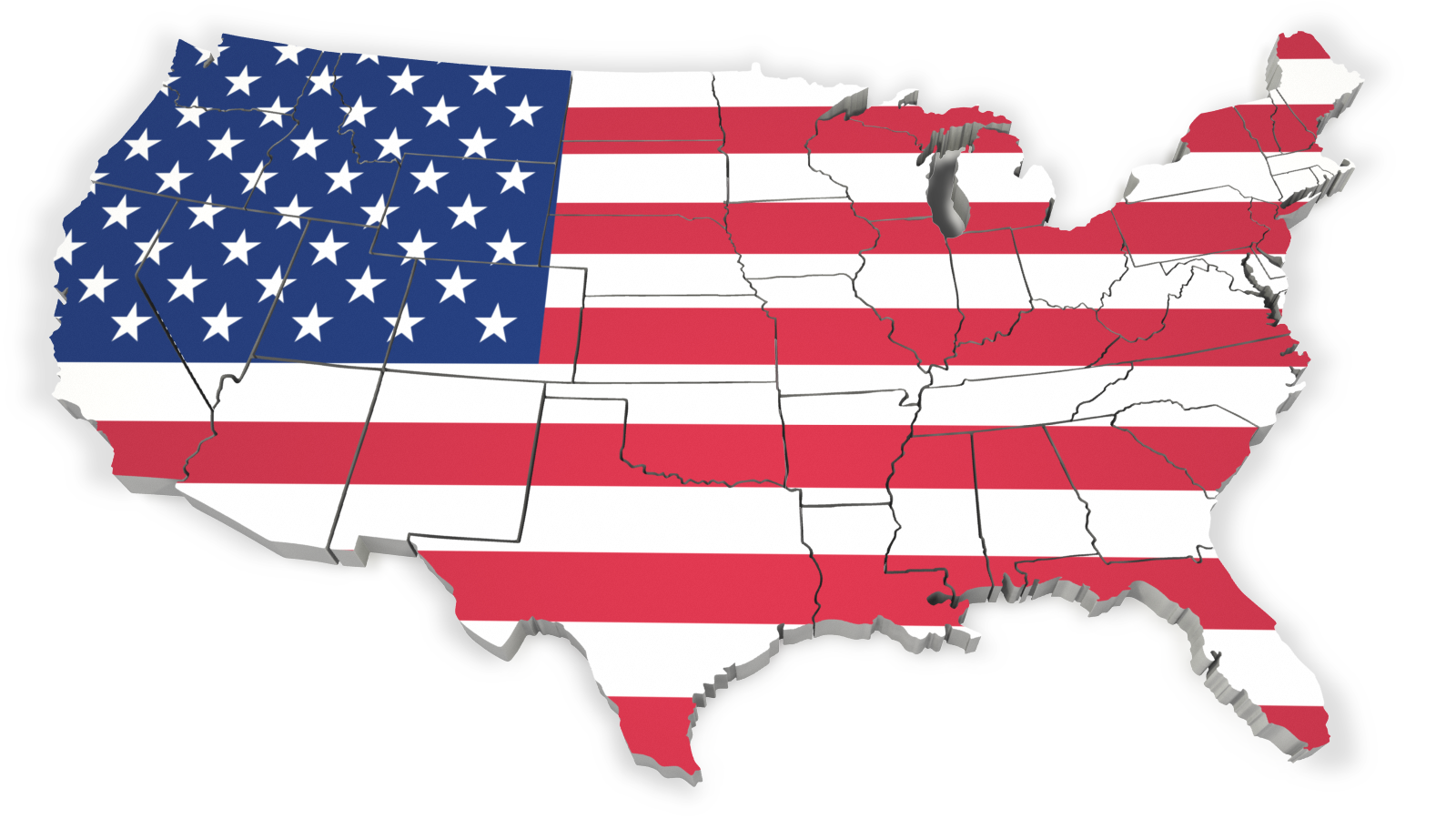 Clipart gun american flag. Image united states map