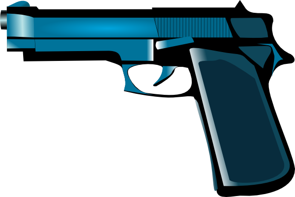 Free cartoon cliparts download. Clipart gun animated