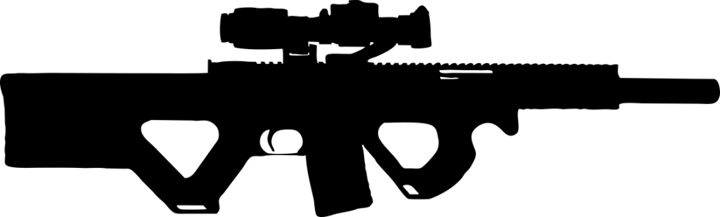 The ultimate guide to. Clipart gun ar15