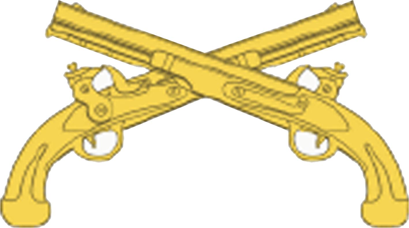 Guns clipart ww1 gun. File usampc branch insignia