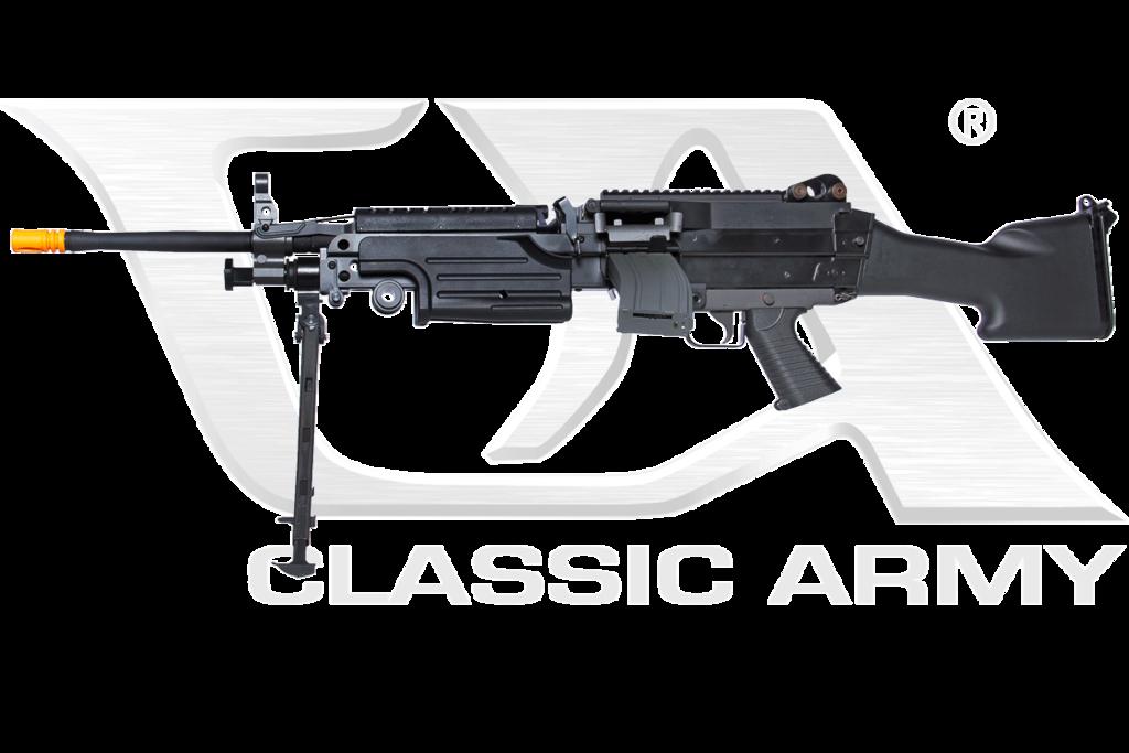 Airsoft guns classic army. Clipart gun assault rifle