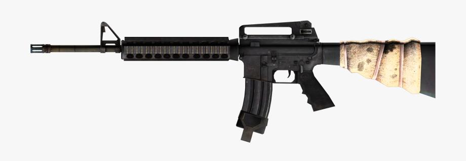 Clipart gun assault rifle. M usa png lct