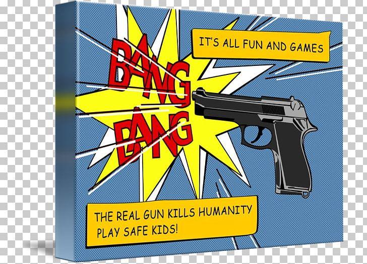 Firearm logo poster png. Clipart gun banner