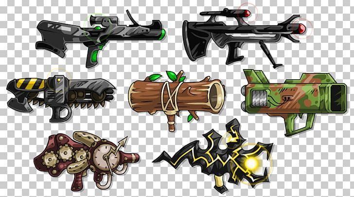 Firearm weapon revolver png. Clipart gun bazooka