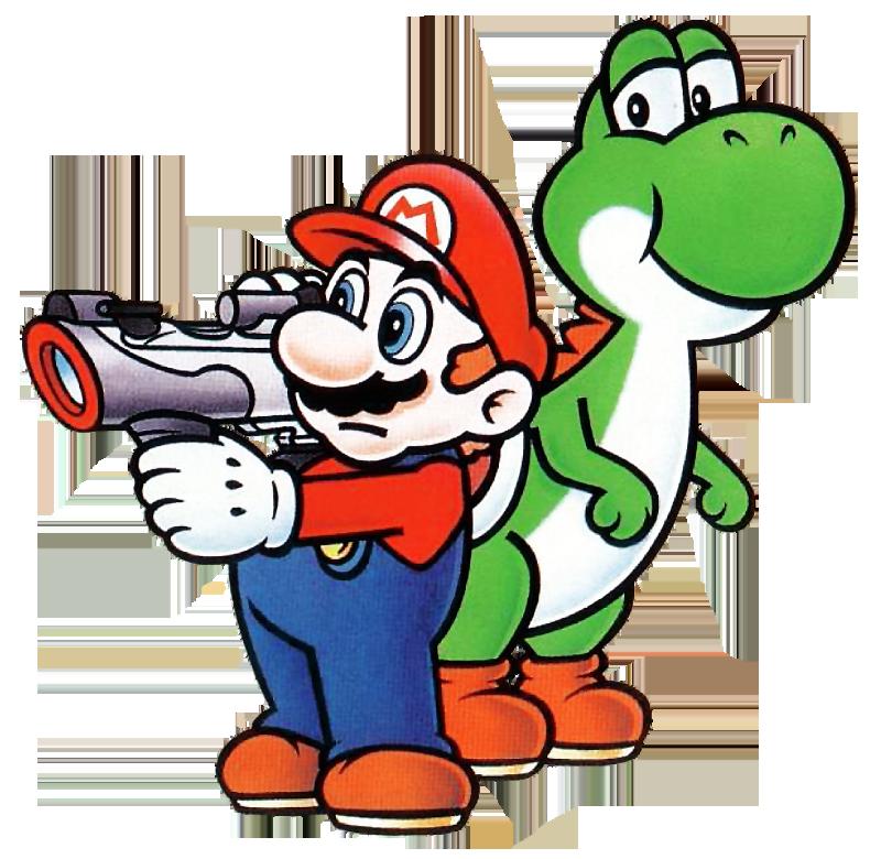 Clipart gun bazooka. The snes super scope