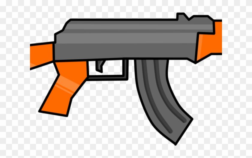 Machine gun hd png. Guns clipart bazooka